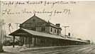 Janesville RR depot c. 1900