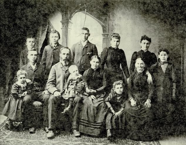 Valentine Bier-Catherine Jiru Family Portrait