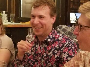 Patrick Bier of Astoria, New York
