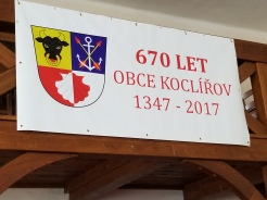 Koclířov coat of arms