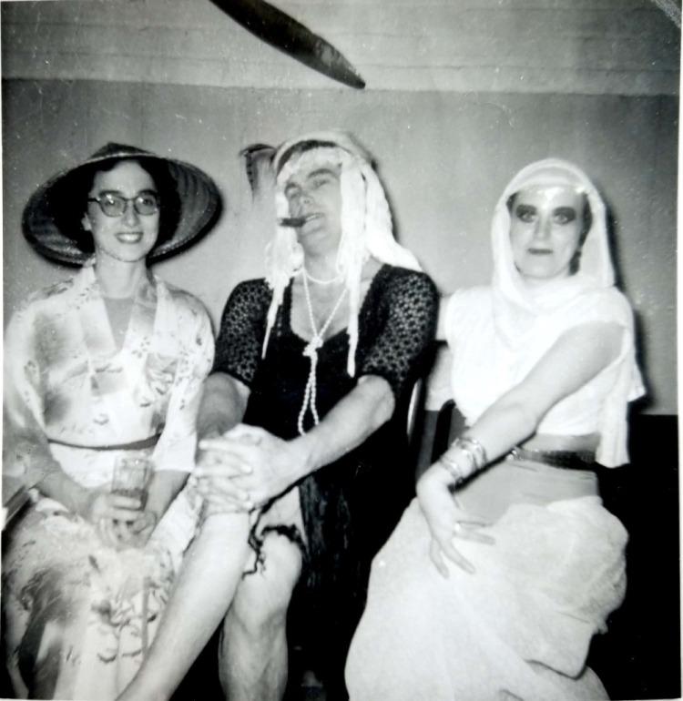 Halloween 1946