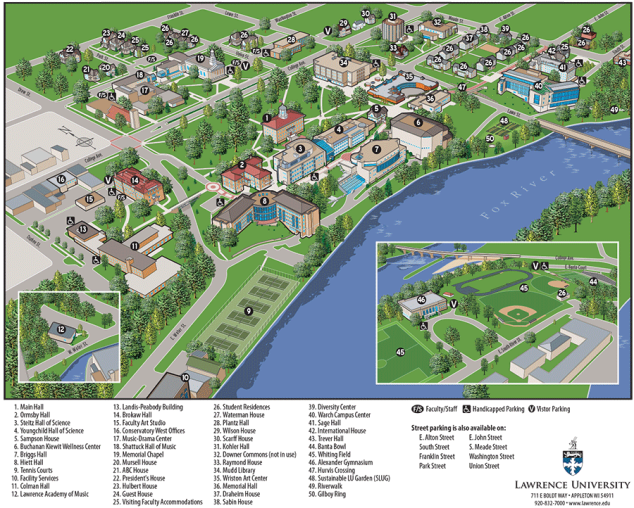 LawrenceUniversity-MapSM