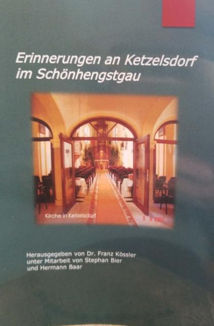 Ketzelsdorf book