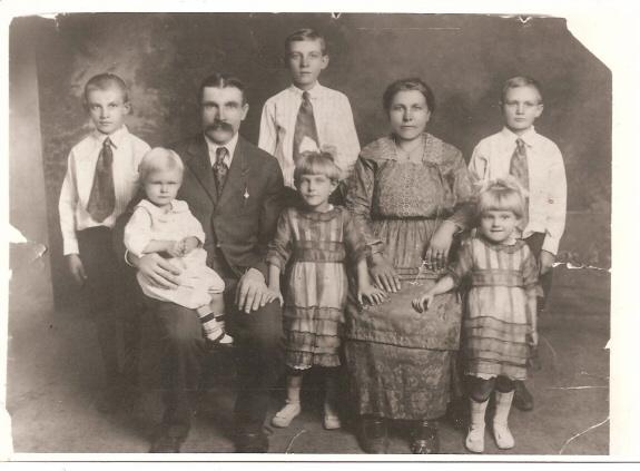 Thomas Yench Family