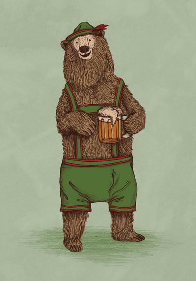 bear by david creighton-pester