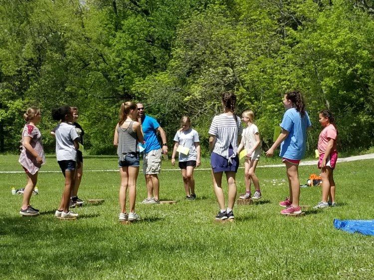 sixth grade camp Molnar 2