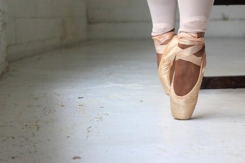 pointe shoe