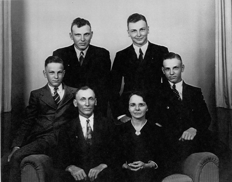 Bier, Edward and Rosalie (Roethle) Family (4)