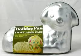 lamb cake mold